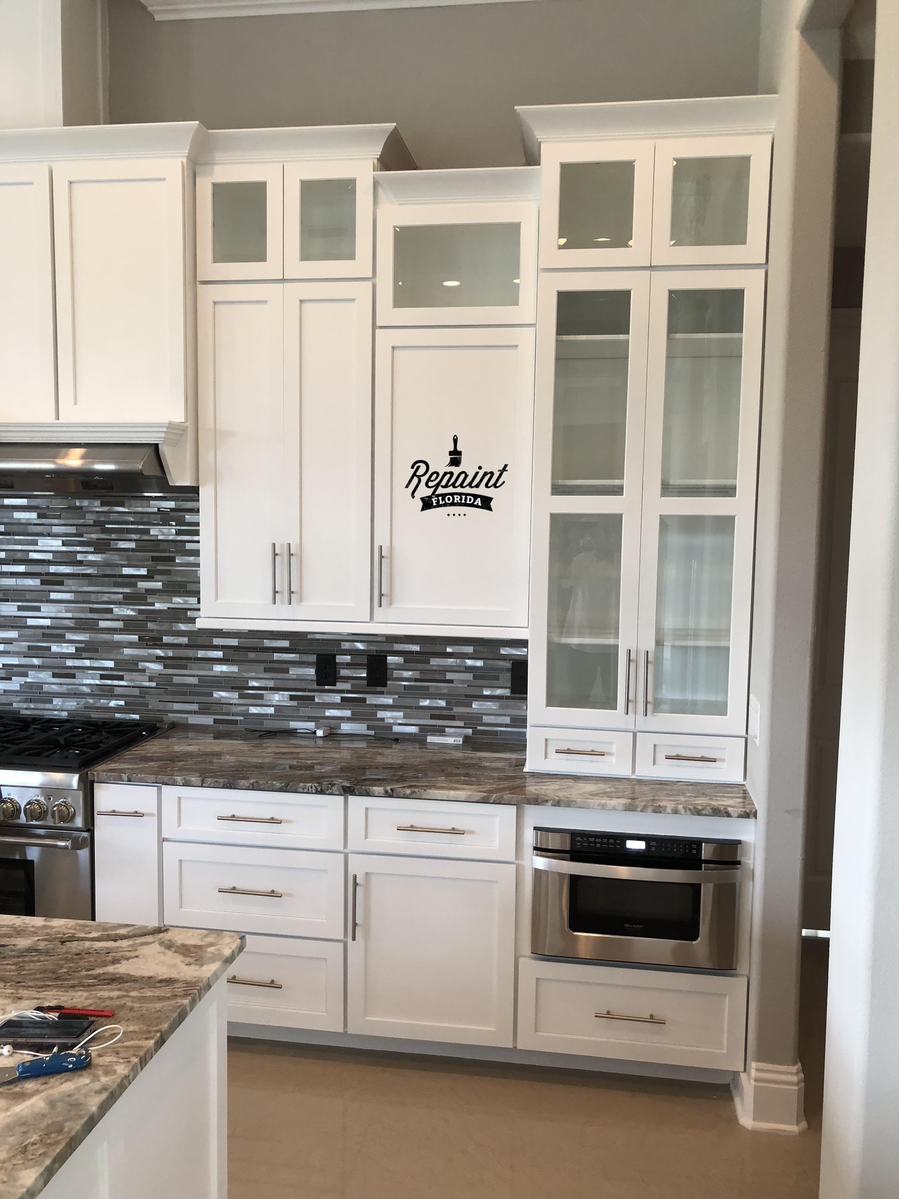 Kitchen Cabinet Refinishing Orlando Fl 2021 Refinishing Cabinets Kitchen Cabinets Cabinet Design