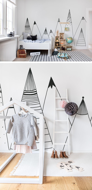 Mountain Ridge | Tapeten, Kinder tapete und Designer-tapeten