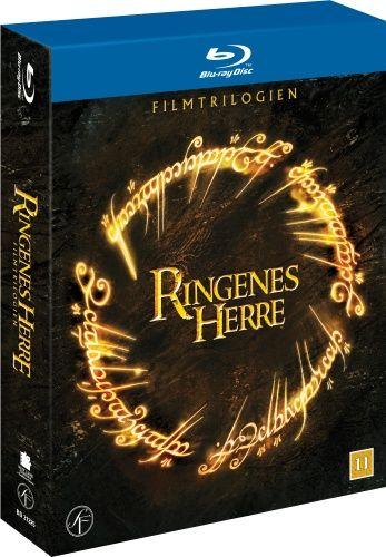 Ringenes Herre Trilogi (Blu-ray)