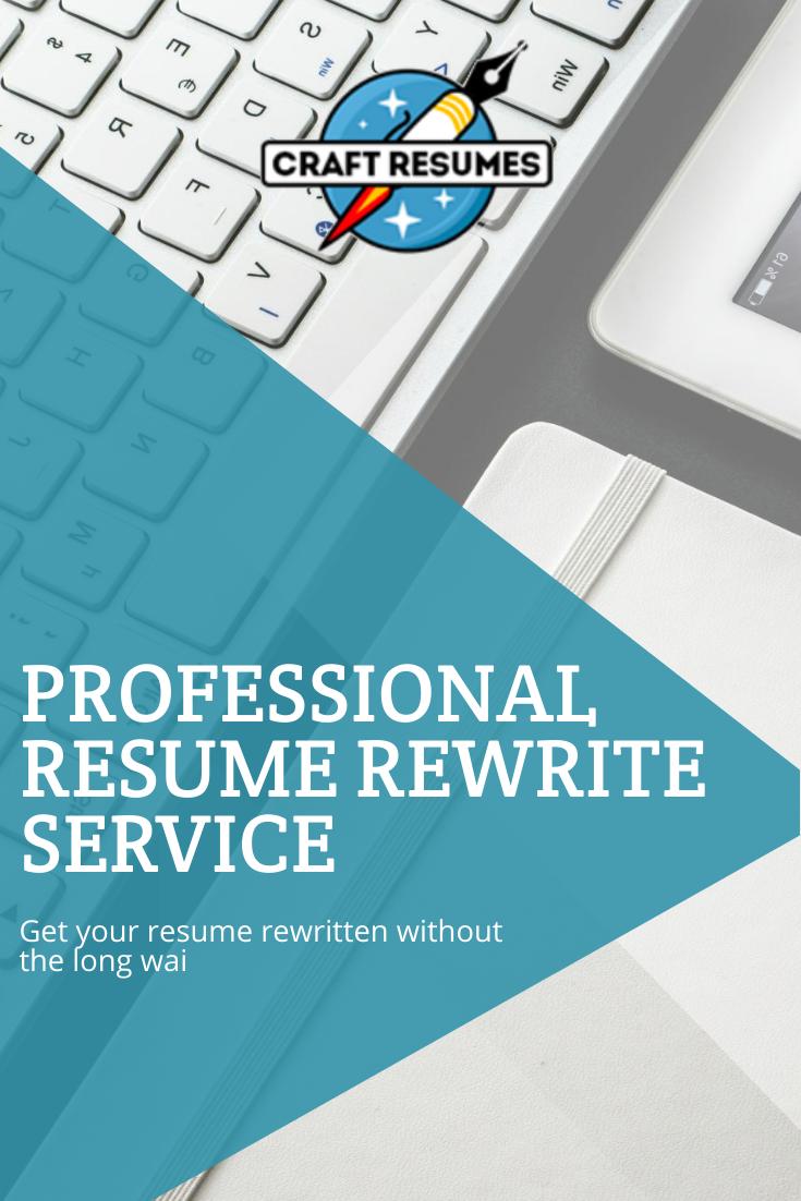 Career change cv writing service