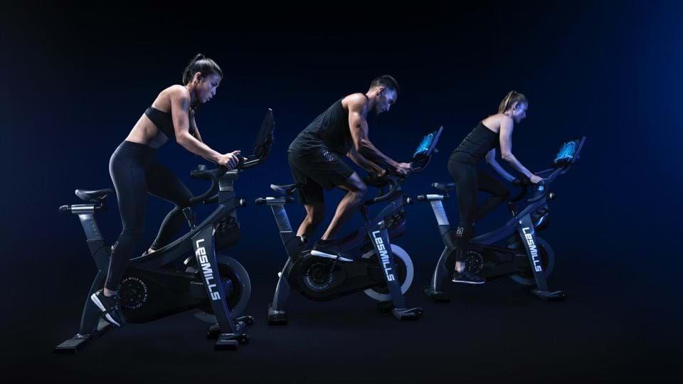 Les mills virtual bike les mills sprint les mills