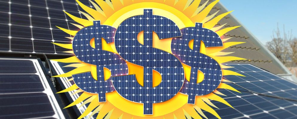 How to calculate true solar panel cost for your home with