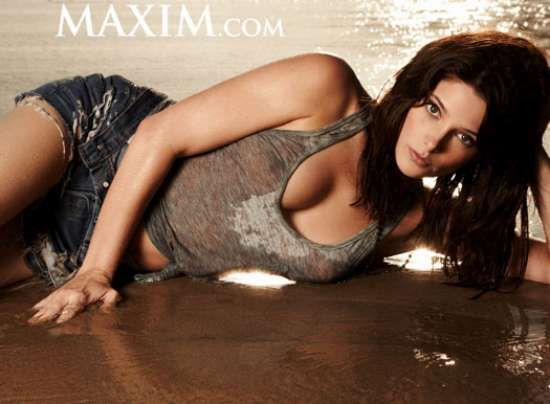 Maxim Ashley hot greene
