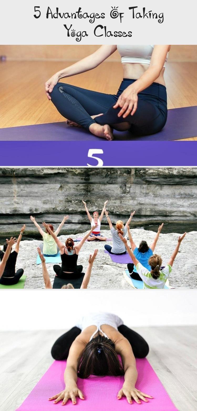 5 Advantages of Taking Yoga Classes -Yoga promotes holistic development.Whether you're taking yoga c...