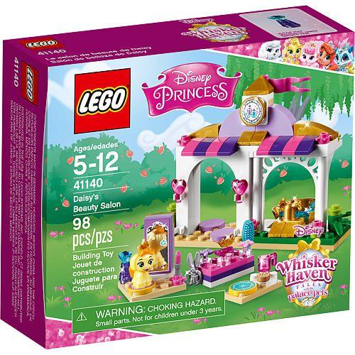 Lego Disney Princess Palace Pets Daisy S Beauty Salon 41140 Lego Toys R Us Disney Princess Palace Pets Disney Princess Rapunzel Lego Disney
