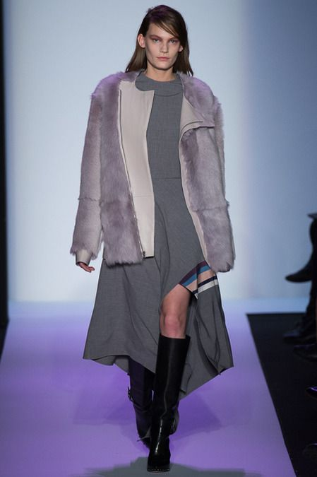 BCBG Max Azria | Fall 2014 Ready-to-Wear Collection | Style.com | #nyfw