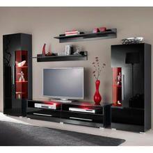 Meuble Mural Lcd Wall Design Wall Tv Unit Design Living Room Designs