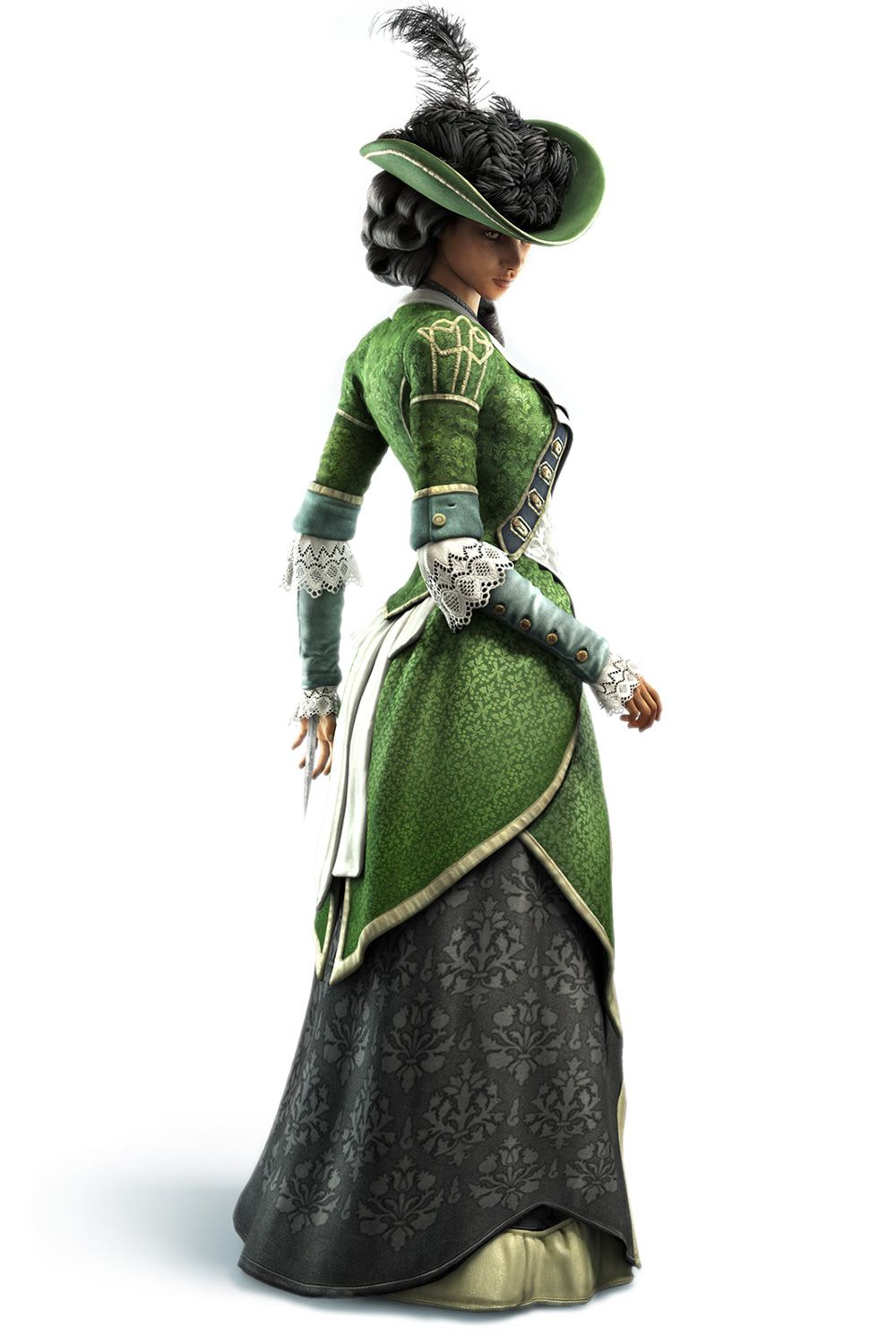 Aveline Aristocrat Guise - Pictures & Characters Art ...