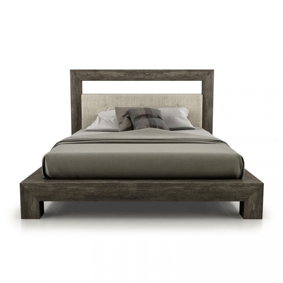 Timeless and sophisticated the CLOe Upholstered Bed