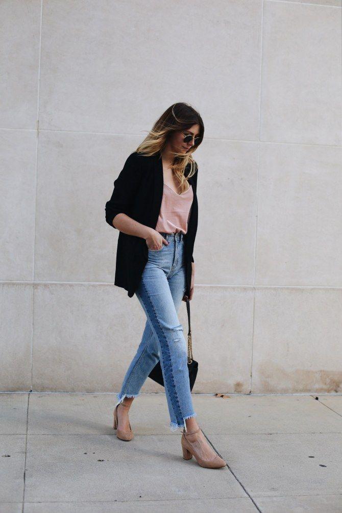 Mom Jeans kombinieren: So siehst du in der Trend Hose