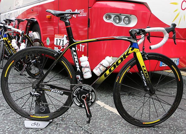 Bikes In The Tour De France 2014 Uploaded by user