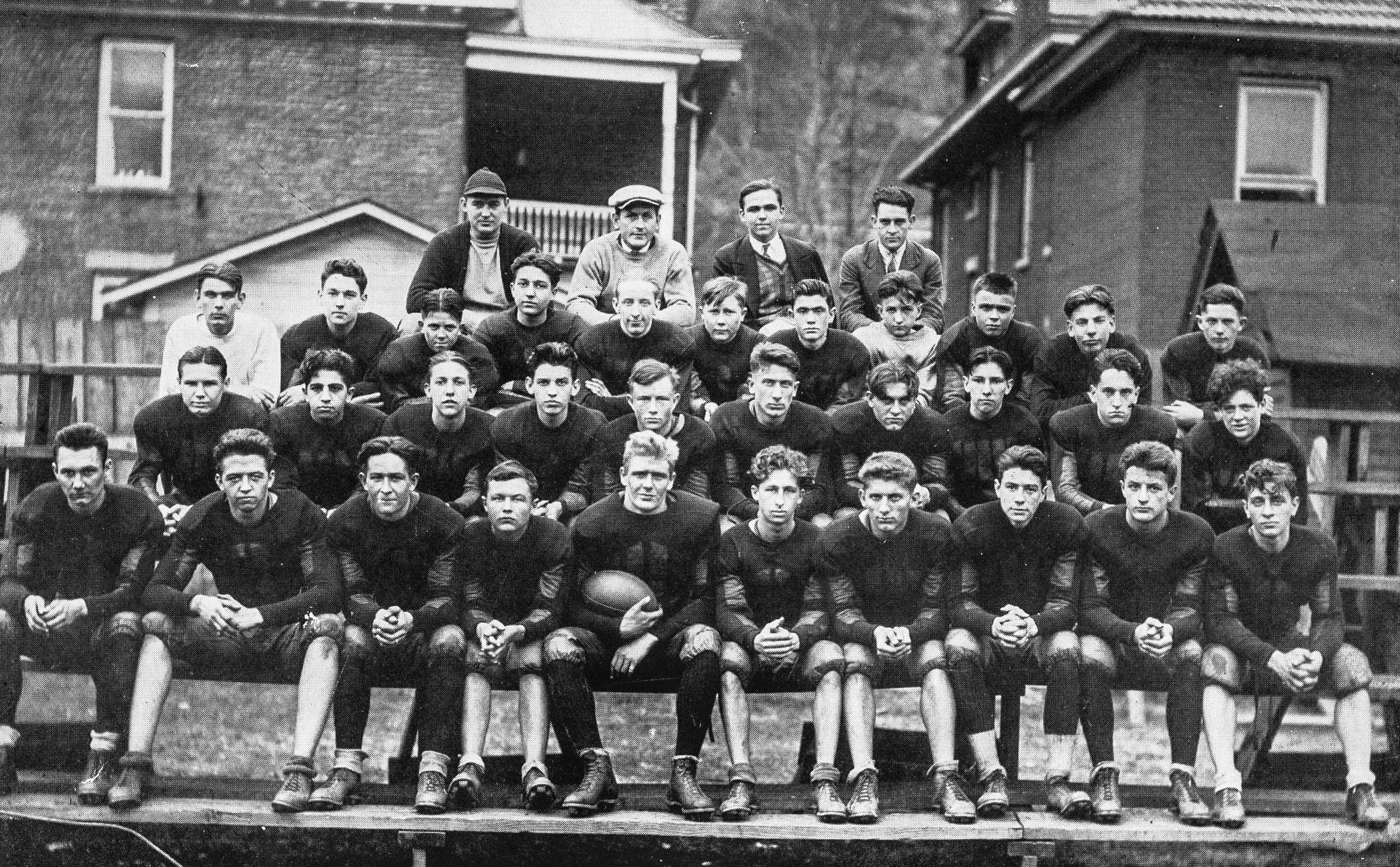 Williamson High School Wolfpack Football Team Williamson