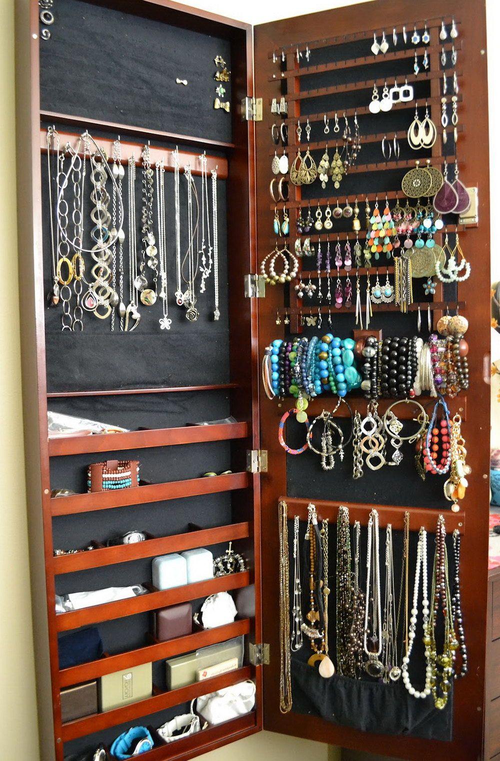 Pin By Svgproclub On We Love Art Jewelry Organizer Wall