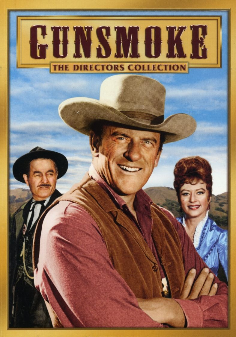 Gunsmoke The Directors Collection Dvd L097368714441 Jpg 787 1126 Tv Westerns Gunsmoke Television Show