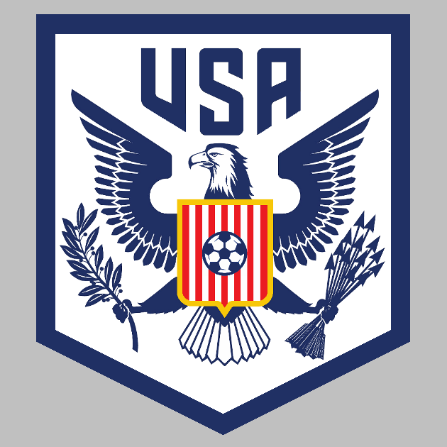 Estados Unidos Dibujos Futbol Europa Serigrafia