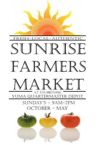 Farmers Market Yuma Az Yuma Arizona Travel Sunrise