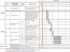 plan de implementacion de la norma iso 9001