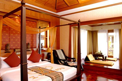Thai Bedroom บ าน