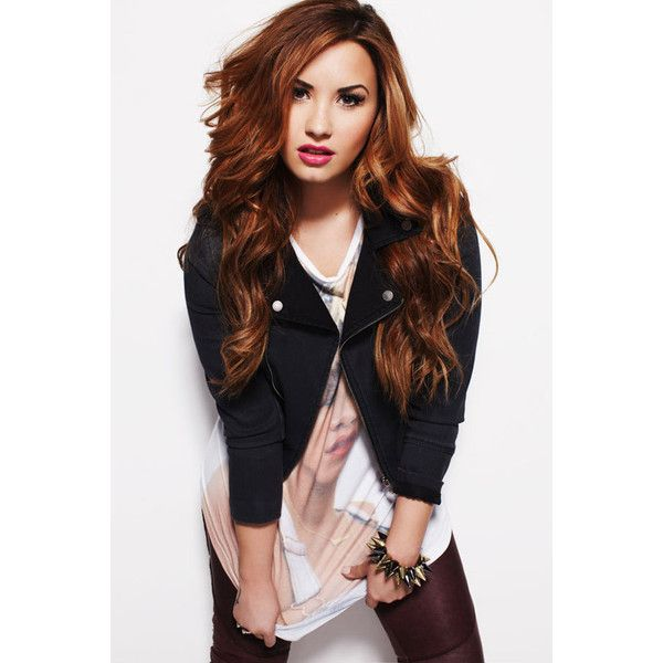 demi lovato red hair - Dogpile Images Search ❤ liked on Polyvore featuring beauty products, haircare, hair styling tools, hair, hair styles, demi lovato, people and beauty