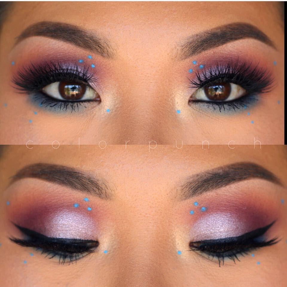 Mauve and dots makeup tutorial makeup geek makeup pinterest mauve and dots makeup tutorial makeup geek baditri Choice Image