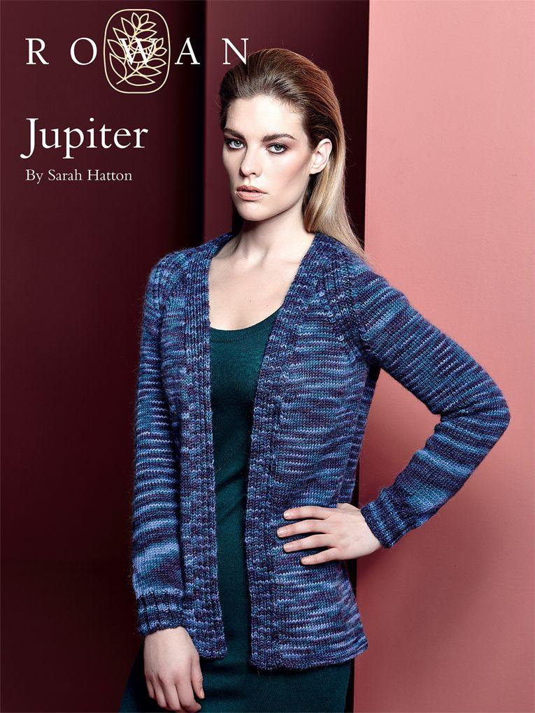 Free Knit Cardigan Pattern Jupiter | Knitted Jackets & Cardigans ...