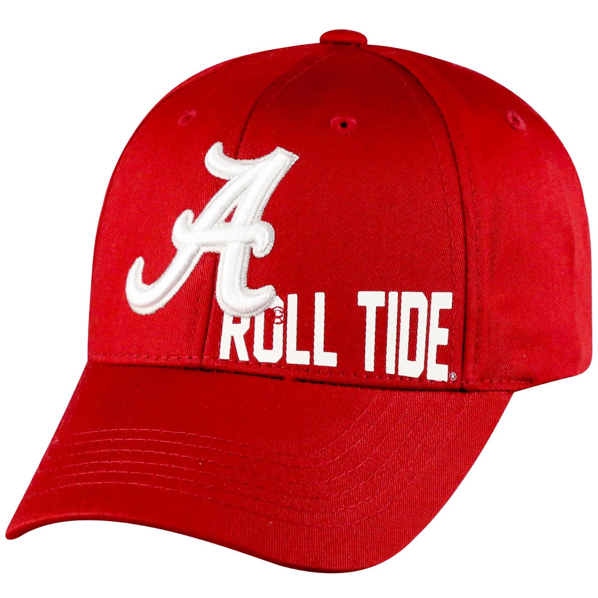 e4ef93e354c NCAA Alabama Crimson Tide Supporter Adjustable Baseball Hat