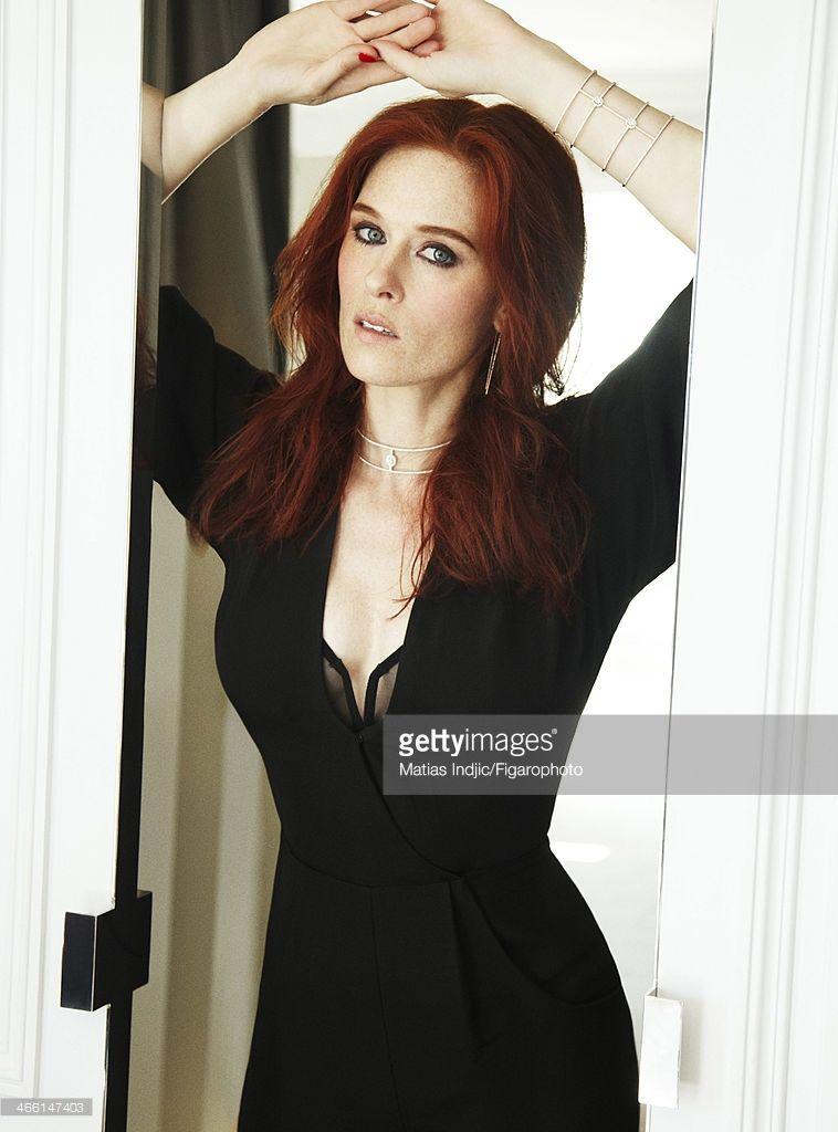actress-audrey-fleurot | Fire hair, Gorgeous redhead