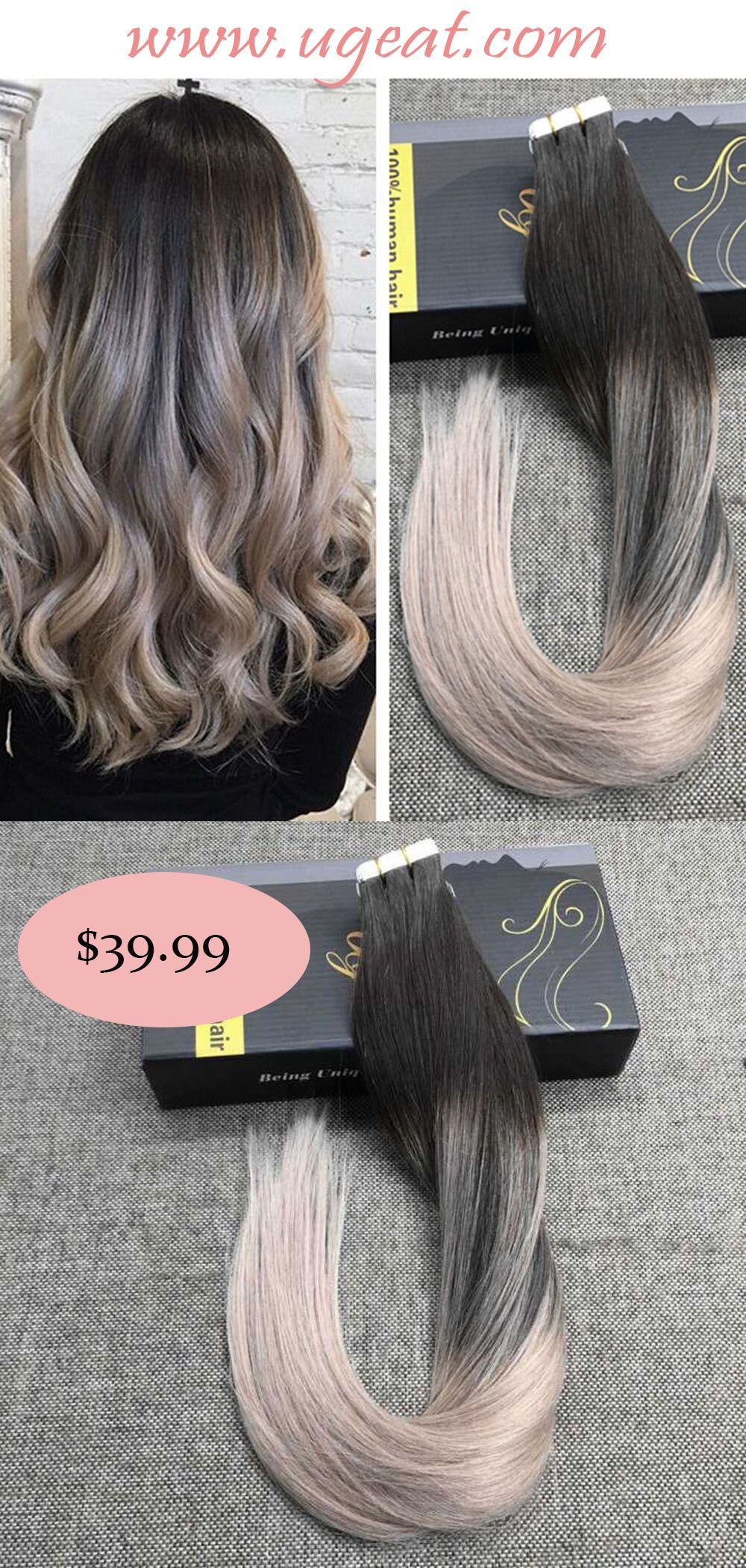 Pin On Ugeat Human Hair Extensions Show