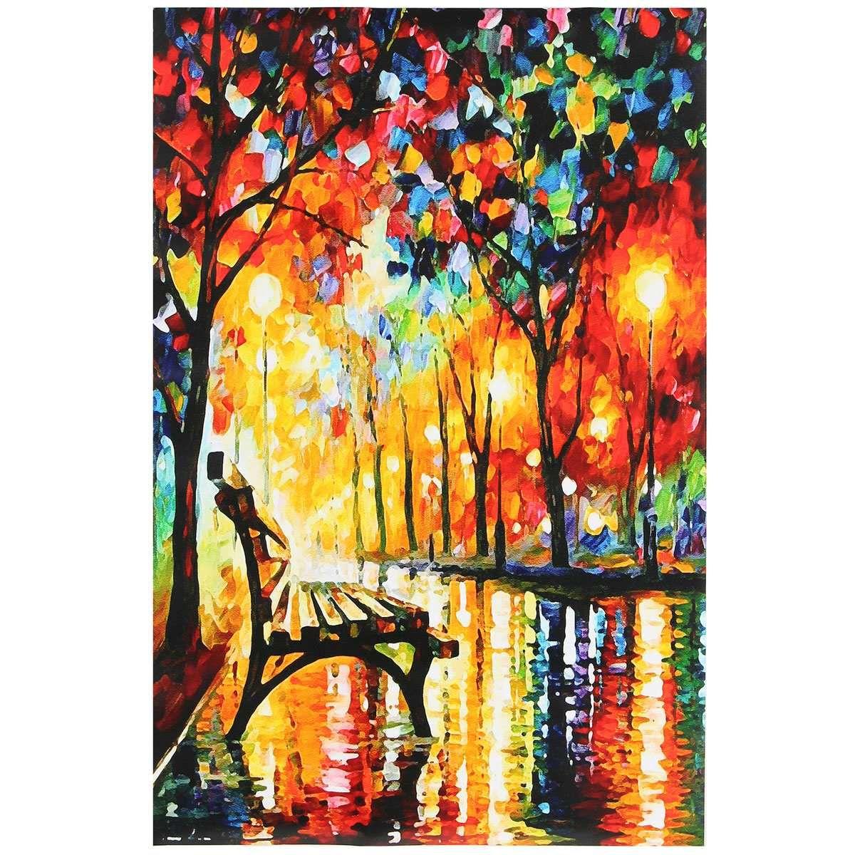 Aliexpress.com: Comprar Estilo caliente cuadro sin marco pintura By ...