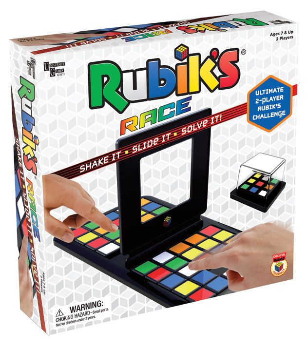 Rubiks Race Game | Products | Fun board games, Board games
