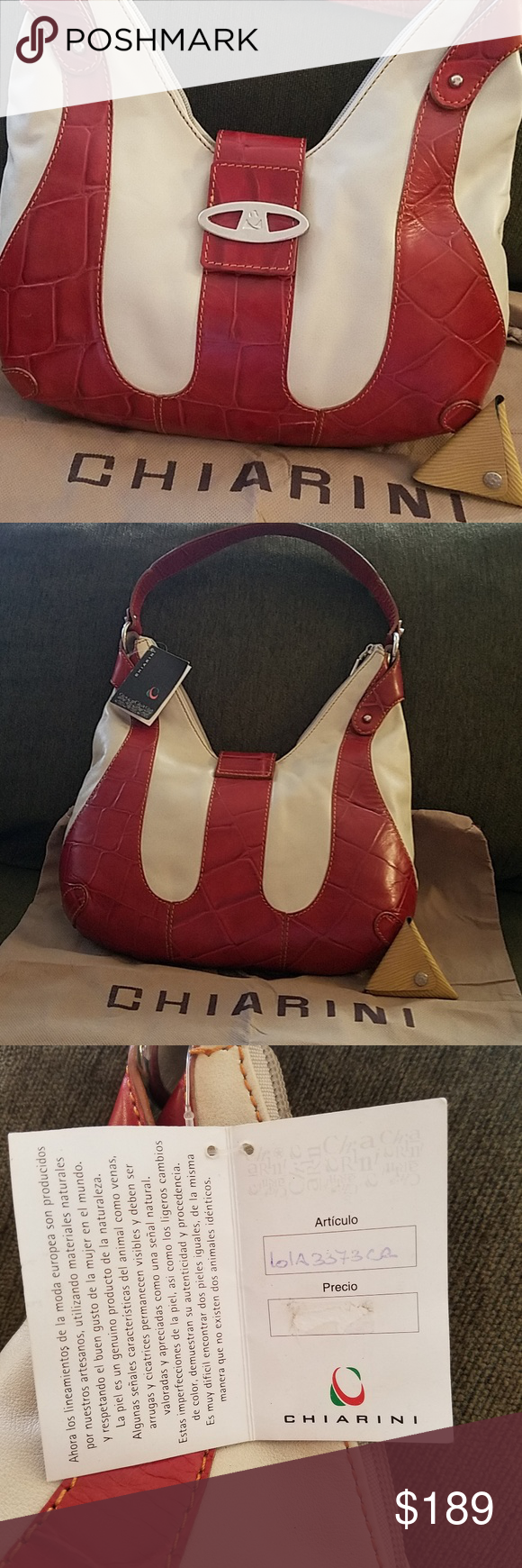 Chiarini Argentina Bag Of Leather Amp