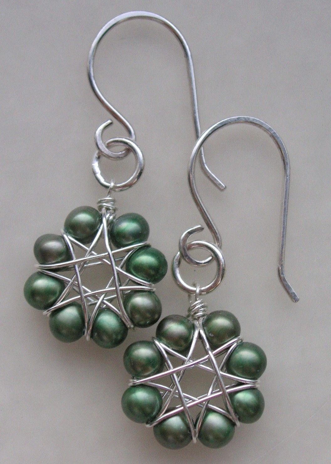 New Projects! | Shapes, Wire wrapping and Star