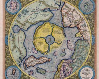 Antique world maps old world map illustration digital image antique world maps old world map illustration digital image gumiabroncs Gallery