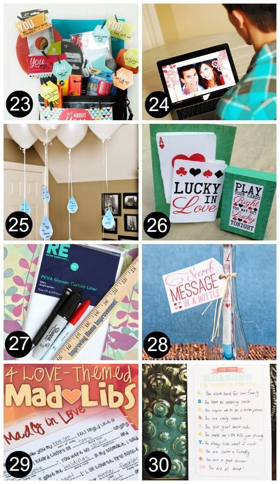 50 Just Because Gift Ideas For Him From Mars Pinterest