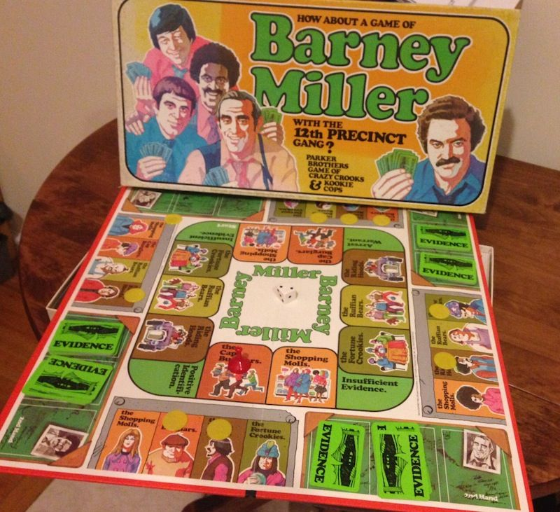 20 Board Games Based on '70s and '80s TV Shows Board games
