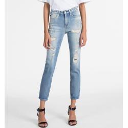 Photo of Outlet – Calvin Klein Ckj 011 Mid Rise Skinny Ankle Jeans 2632 – Salg Calvin KleinCalvin Klein