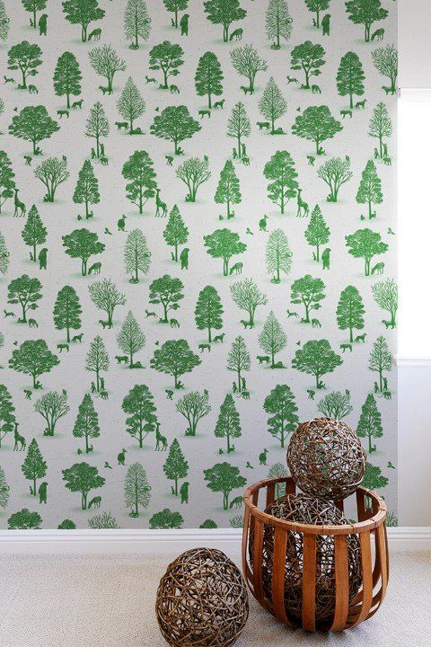 Removable Wallpaper Tiles more kid-friendly removable wallpaper | patterned wall tiles