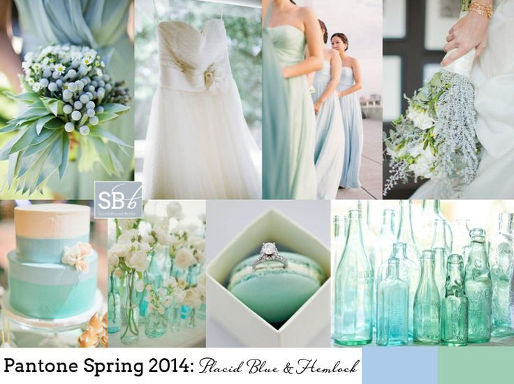 spring+wedding+colors+2014   ... color covers traditional, vintage ...