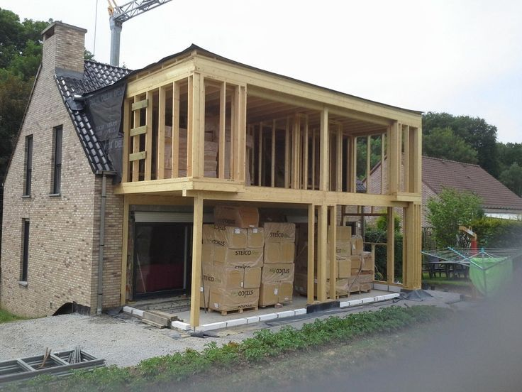 Our houses are the result of a great experience in the field of wood …  – Architektur