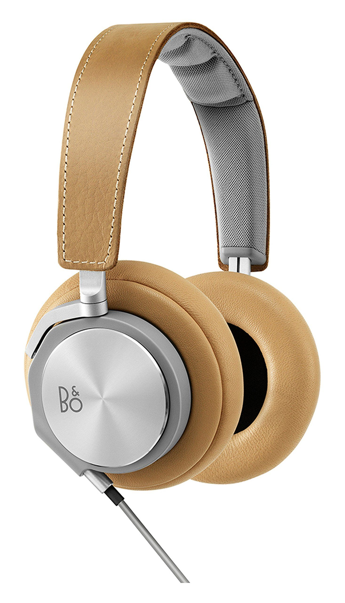 ba14f948564f70 B&O PLAY by BANG & OLUFSEN - BeoPlay H6 Over-Ear Headphones, Natural  (1642003) 398.00€