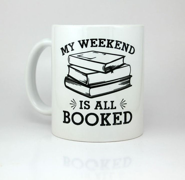 12 Mugs That BookLovers Will Adore is part of Mugs, Funny coffee mugs, Book lovers gifts, Book worms, Coffee mugs, Book nerd - As fall begins and the temperature drops, there's nothing better than bundling up with a warm sweater, a mug of hot chocolate, and (obviously) a good book  Something about sitting in a corner until you've eaten all the marshmallows and finished an…