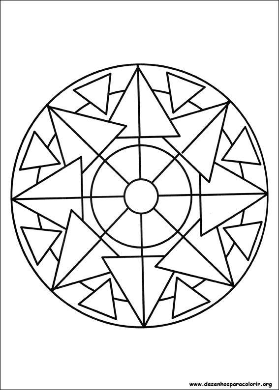 Desenhos de mandalas - Google Search   Mandala   Pinterest ...