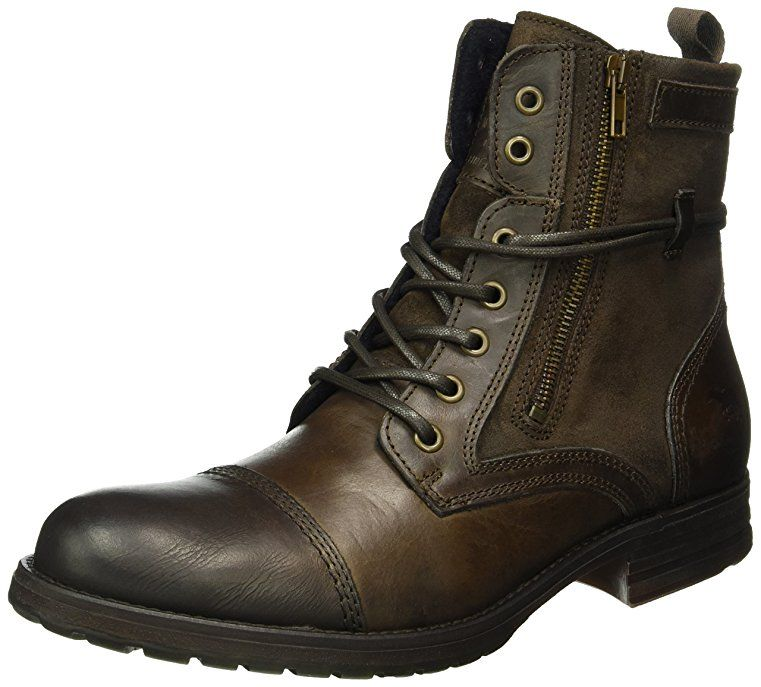Mustang Men's 4899-501 Ankle Boots: Amazon.co.uk: Shoes &