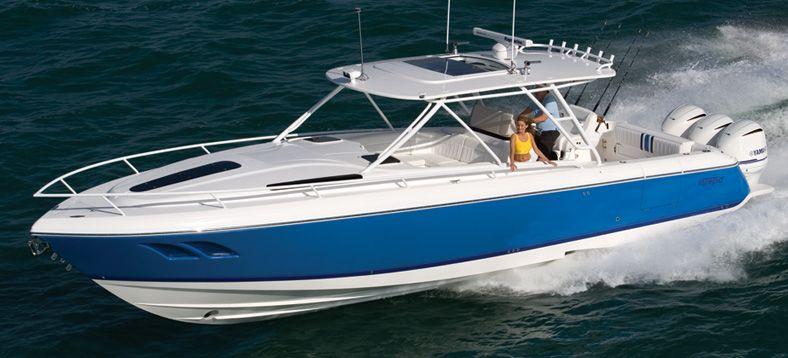 Intrepid 400 Cuddy Cuddy Cabin Boating Boats Intrepid