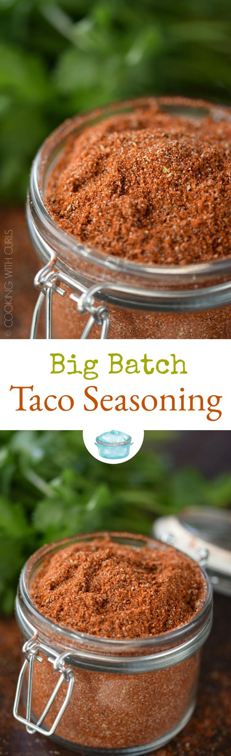 Taco Seasoning Recipe Cooking with Curls Recipes