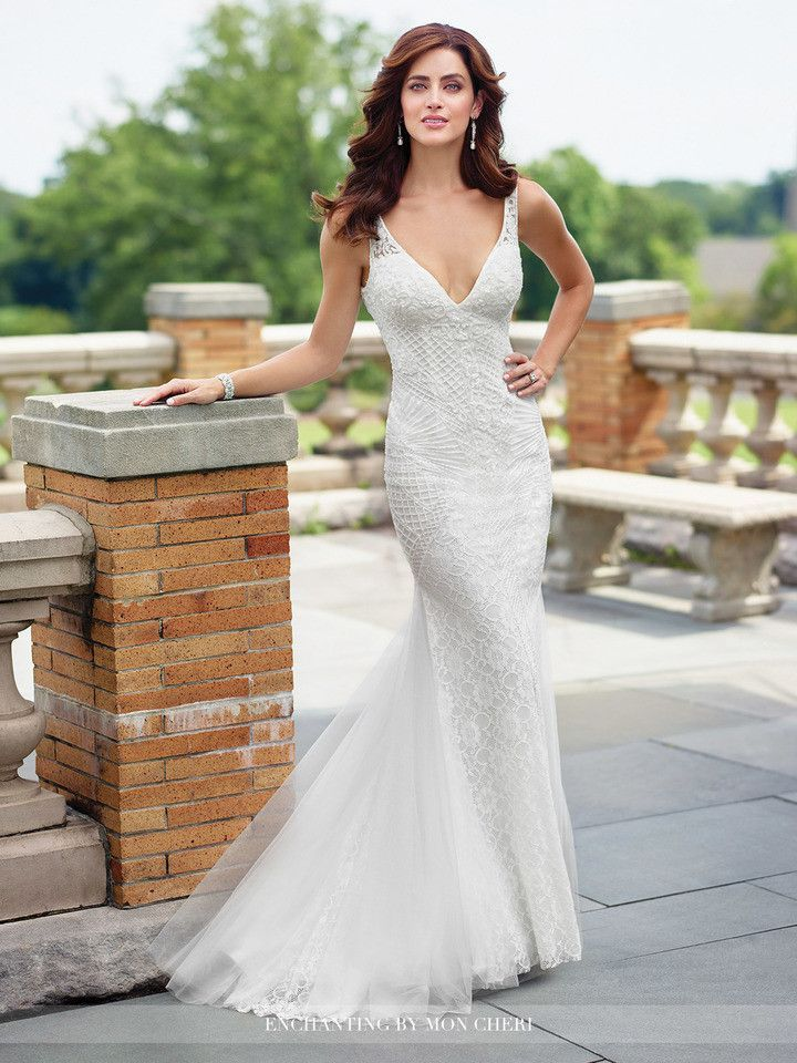 Enchanting - 117196 - All Dressed Up, Bridal Gown
