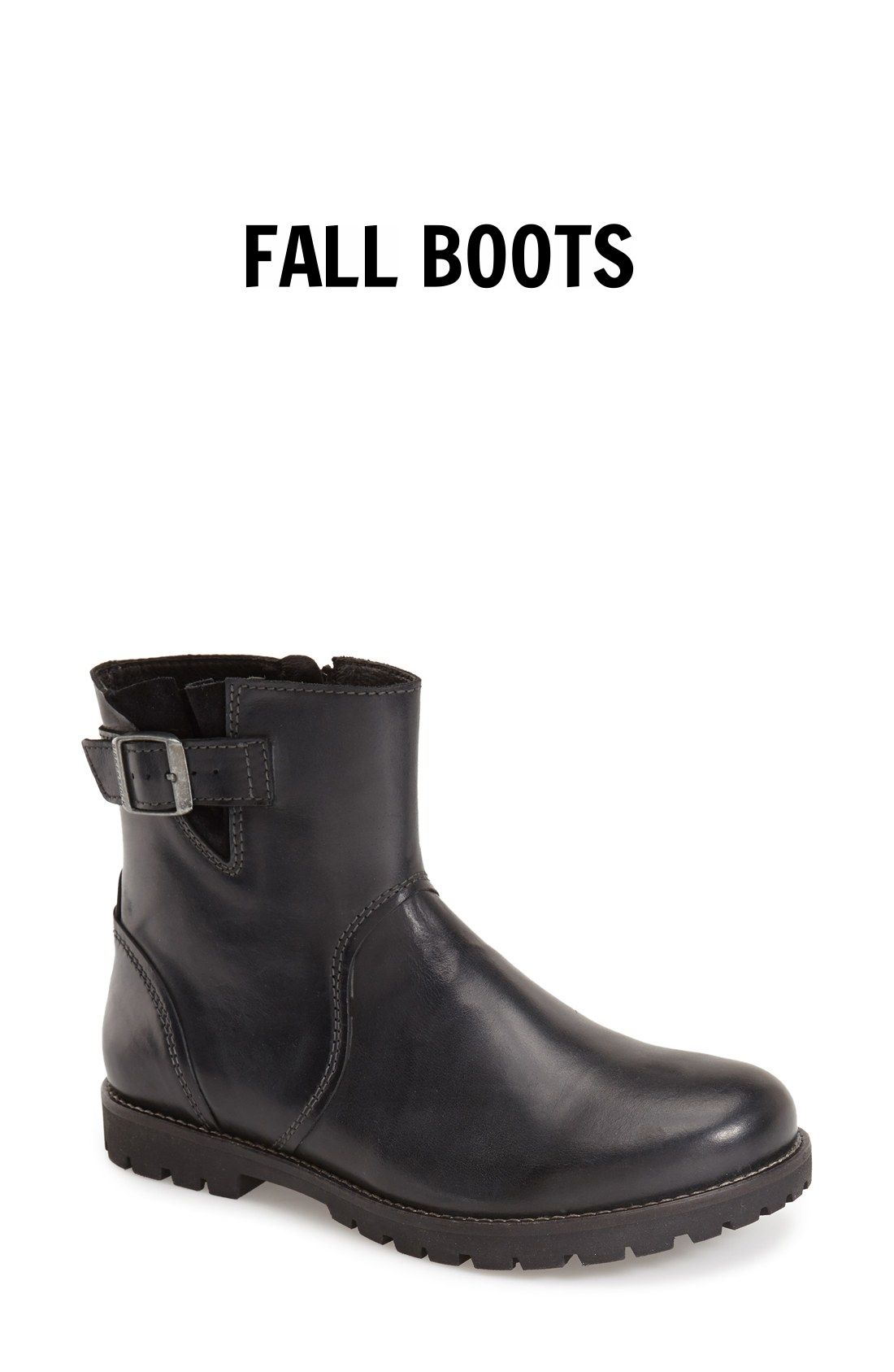 Can you believe this moto boot is a Birkenstock  It s comfortable and edgy!  The f702e174406