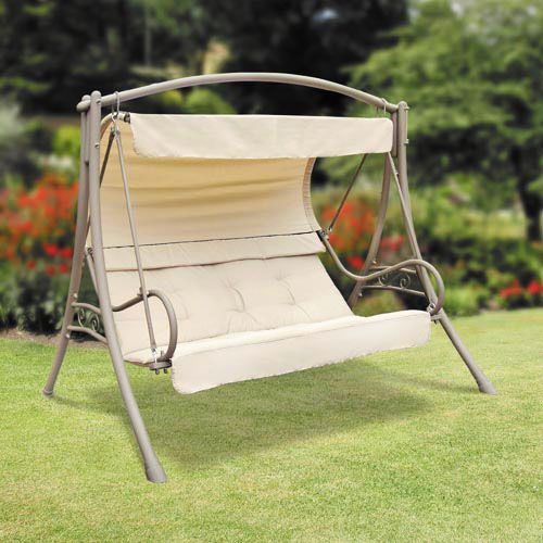 Suntime Seville Swing Replacement Canopy Gardening
