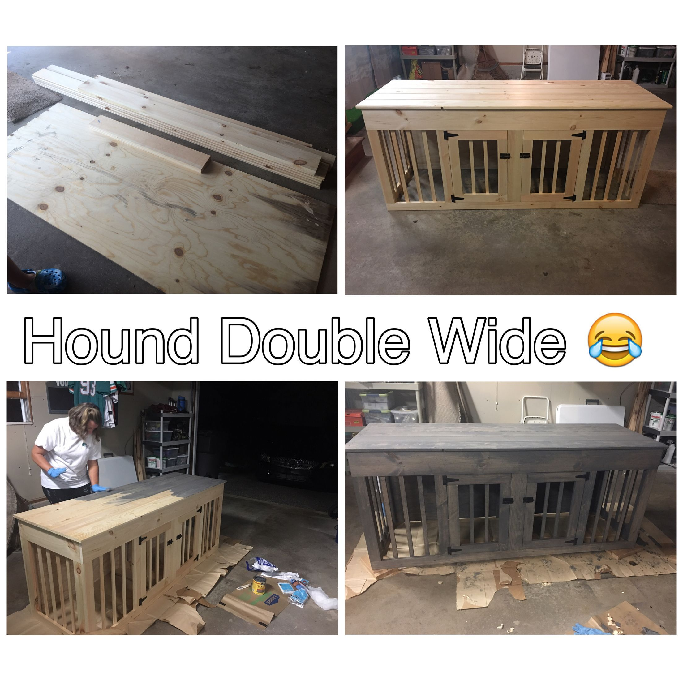 furniture cherry and plan more crate dog project build wood wooden working natural