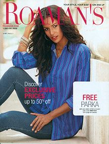 Picture of Women's Clothing from Roaman's catalog | catalogs ...
